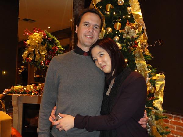 Kay's Company Christmas Party 2010