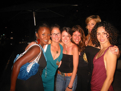 Keisha's Bachellorette Party, September 17, 2005, W Hotel, Los Angeles