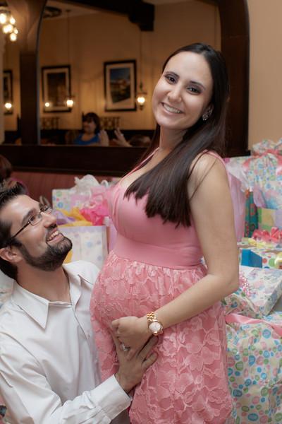 Kelley's Baby shower 8-25-12