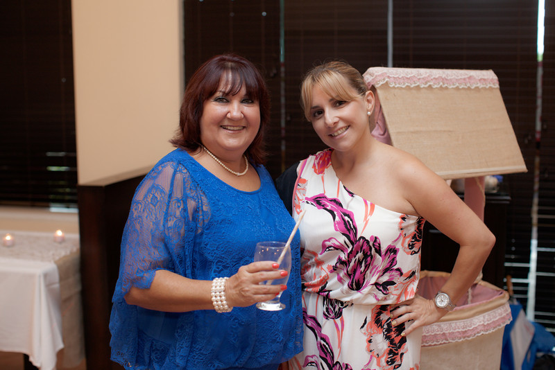 Kelley's Baby shower 8-25-12