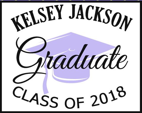 Kelsey's Graduation Party!