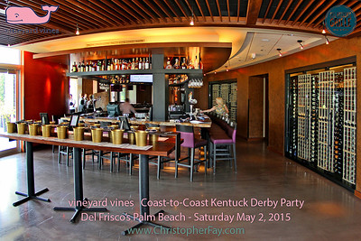Kentucky Derby Party at Del Friscos