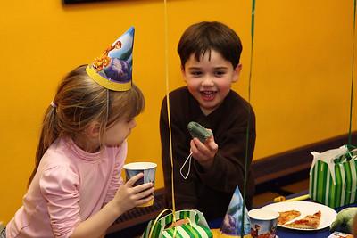 Kenzie's Birthday
