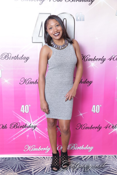 Kim 40th Birthday Celebration Feb 6 2016