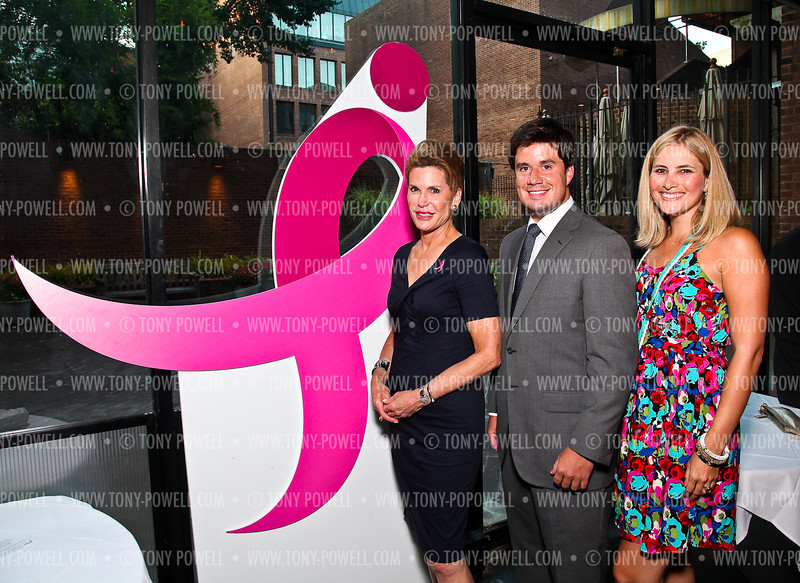 © Tony Powell. Komen for the Cure Young Professionals Launch Party at Peacock Cafe. July 21, 2011