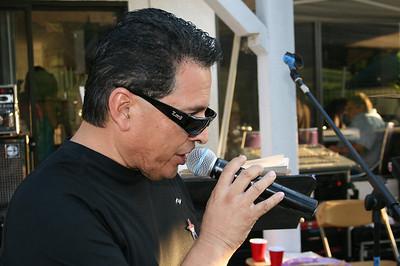 LOUIE HERNANDEZ' PARTY