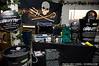 Sea Shepherd and Ecova Mali's booth, LUSH press event