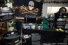 Sea Shepherd and Ecova Mali's booth, LUSH press event