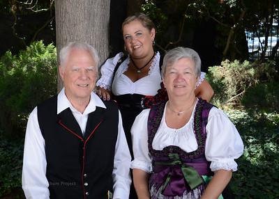Landestreffen Der Donauschwaben - August 9, 2015