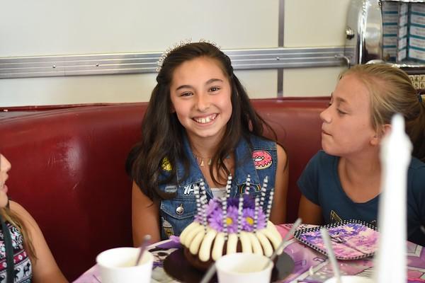 Laney's 10th Birthday