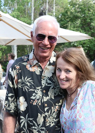 Larry & Phyllis Yaw 50th