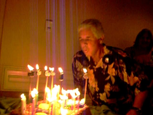 """It's Larry's Birthday Party!   Mandalay Beach Resort.  Larry's 60 on 11Sep07.   <H1> <i>Click on any picture to see a larger one or use the 'Slideshow' button above to watch all of the memories slide on by.</i></h1><h3><font color=""""navy""""> Use the 'gallery pages' page turners at the top and bottom of each page to see all the photos. </h3></font>"""