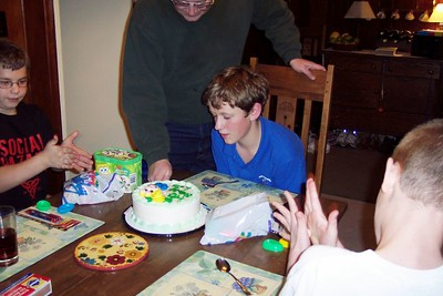 Lars's Birthday Party, 2005