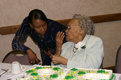 Laura James' 95th Birthday Celebration