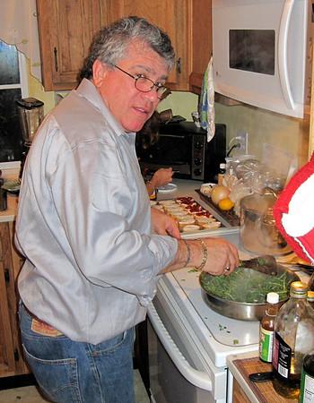Laura's Xmas Party Dec 2008