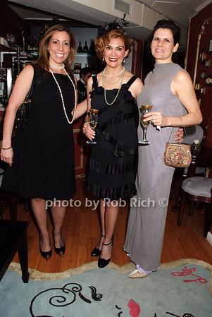 Jackie Hernadez, Lauren Vernon, Sarah Key