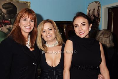 Jill Zarin, Amiela Dogwiler, Maria Elena