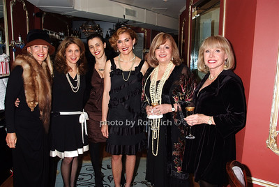 Michelle Karagianakis, Lucia Baratta,Selima Salaun,Lauren Vernon, Charlotte St.Martin, Debbie Cantor