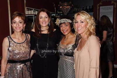 Helen Deller, Cristina da Berg,Mariebelle Lieberman, Heather Randall