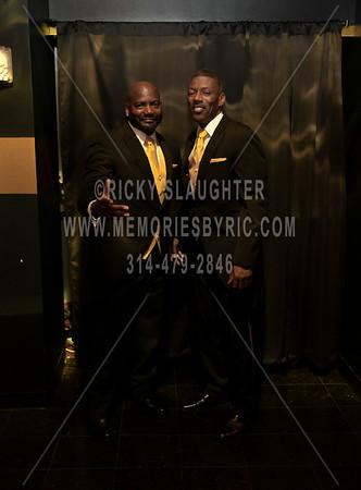 Lavelle & Laron Sheppard 50th Party