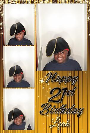 Leah's 21st Birthday