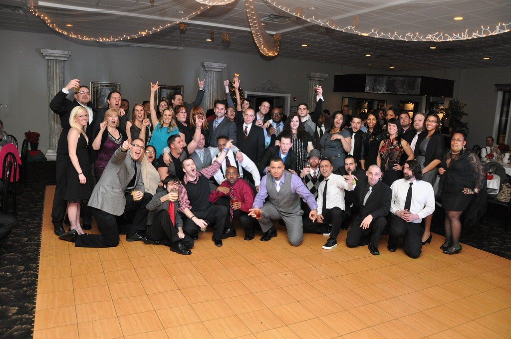 Legal Debt Processing's Christmas Party