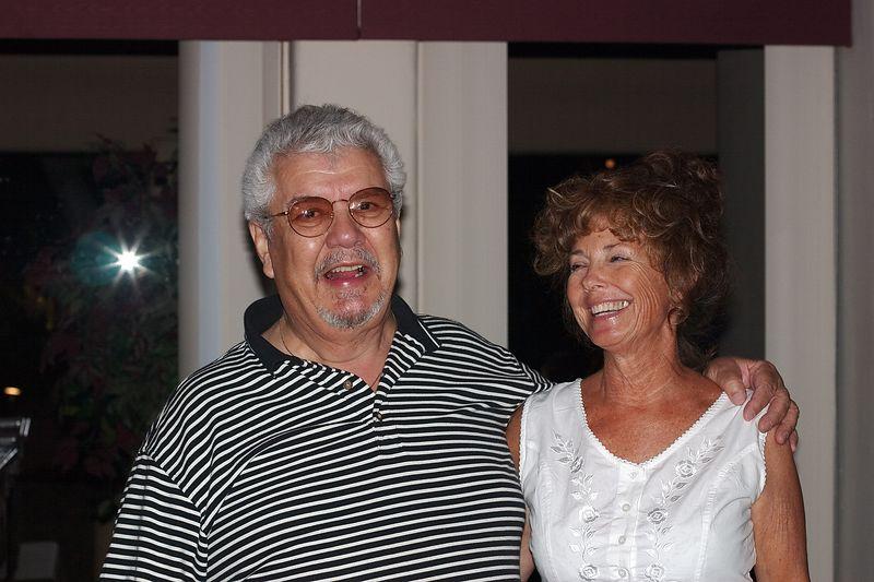 Lenn and Susan