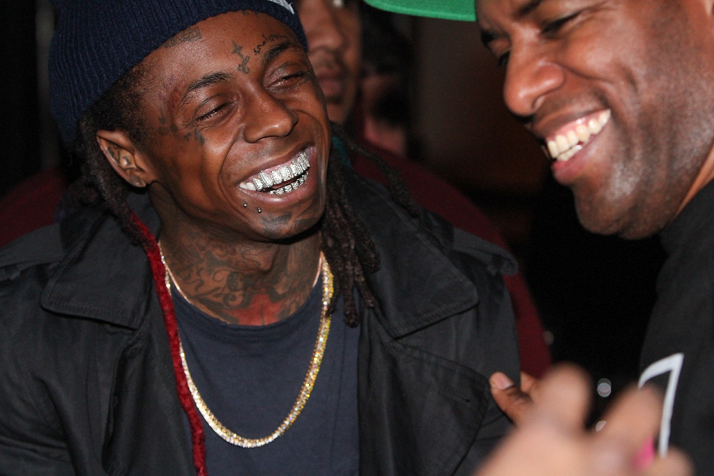 Lil Wayne and DJ Whoo Kid