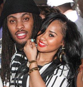 Waka Flocka and wife, Tammy Rivera
