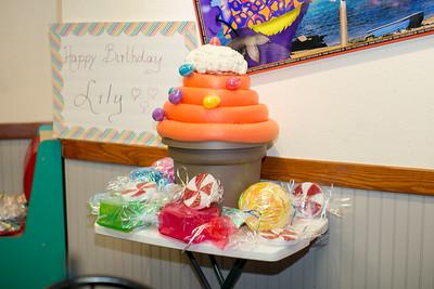 Lily's 3rd Birthday