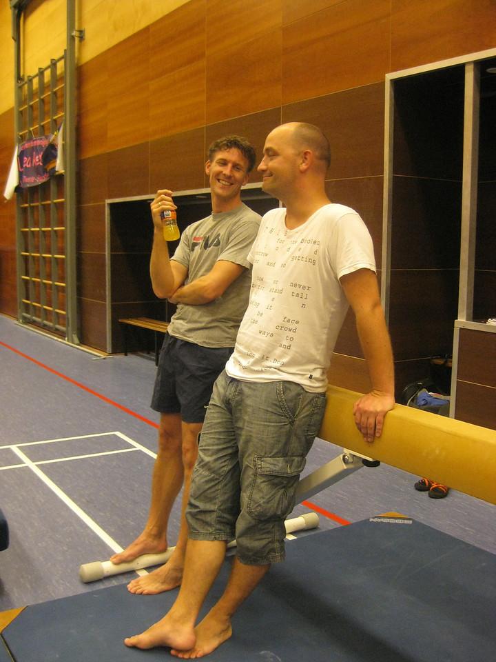 Jan Willem and Imro