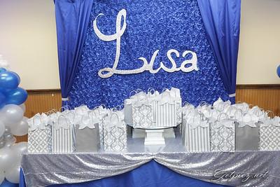 Lisa Birthday Party
