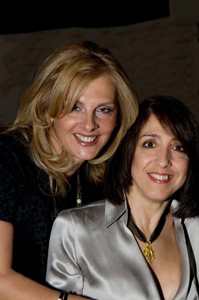 Liz and Joanne