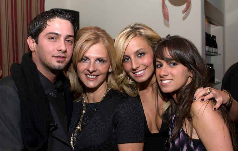 Liz and kids