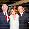 Photo © Tony Powell. Lloyd and Ann Hand, Cafe Milano owner Franco Nuschese. Lloyd & Ann Hand 60th Anniversary @ Cafe Milano. February 23, 2012