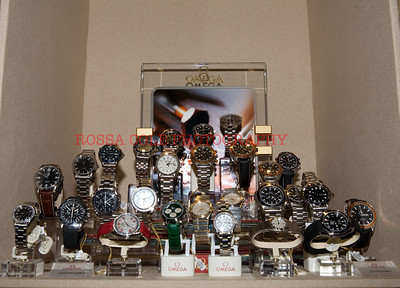 Omega Watches, London Jewelers