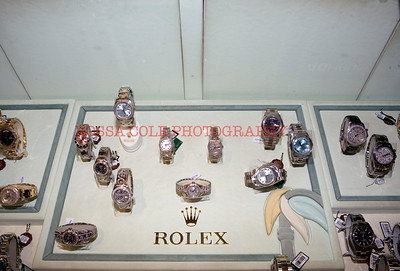 Rolex watches, London Jewelers