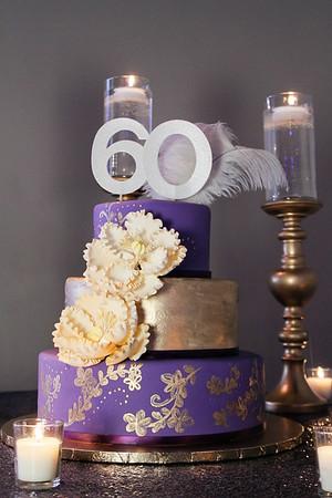 Lydia's 60th birthday event