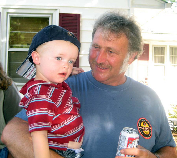 RILEY AND GRANDPA