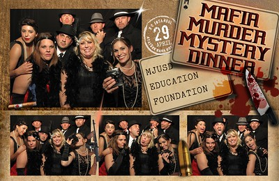 MJUSD Mafia Murder Mystery Dinner