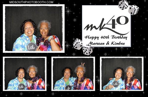 MK40 Celebration