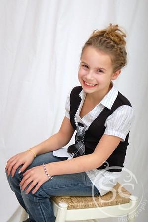 Maddie's 8th Birthday