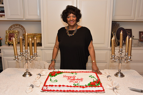 Mae Belton 75th Birthday Celebration