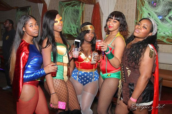 Mansion Halloween party 2015