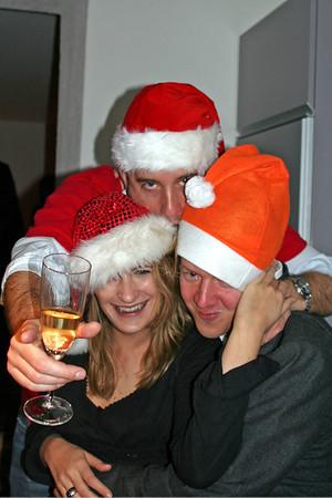Manuel, Patrick & Al's Christmas-Party