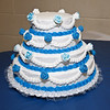 Marguerite Wabano's 106th Birthday Party held 2010 January 28th in Moosonee, Ontario