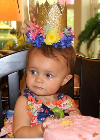 Marley's First Birthday