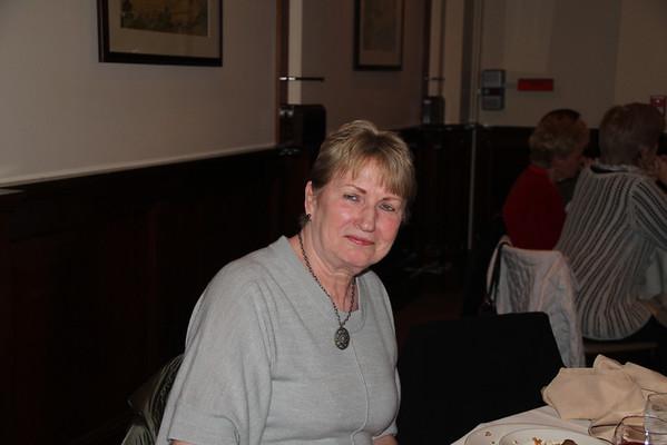 MaryEllen Burns retirement party