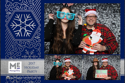 Massage Envy Holiday Party - December 6, 2017