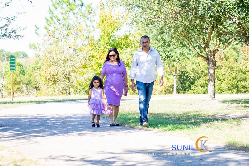 Parul Ram Family Shoot